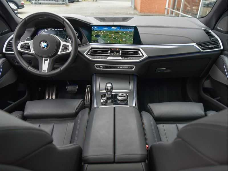 BMW X5 M50d M-Sportpakket Laser-LED H&K Pano Head-Up Swarovski Comf.Zetels 22-Inch! afbeelding 14