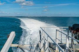 English Channel, near Swanage, England, United Kingdom