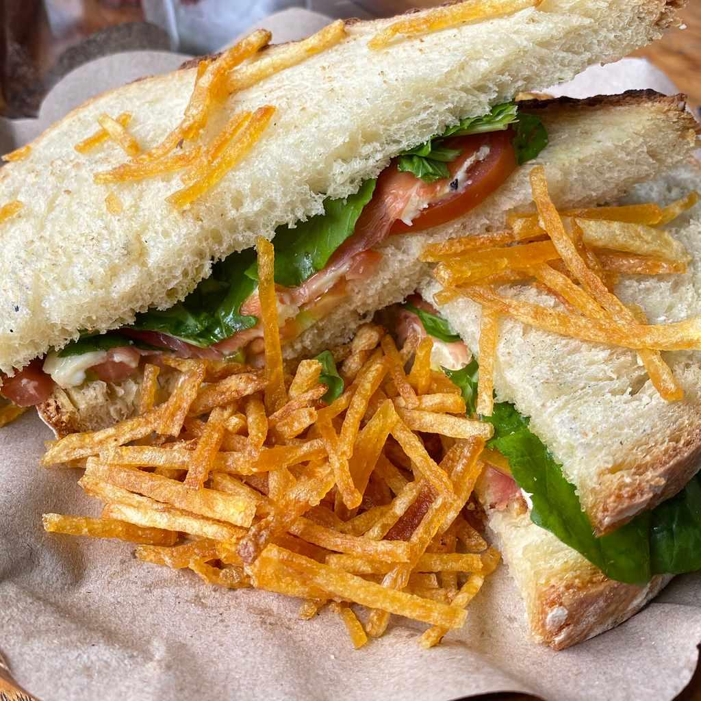 sandwiches: panino fresco