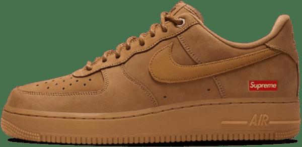 Nike x Supreme Air Force 1 Low