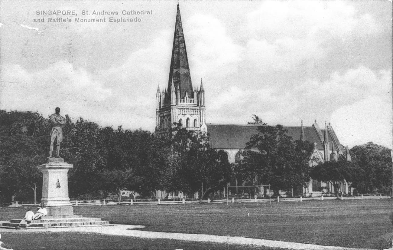 St. Andrew's Cathedral, 1910