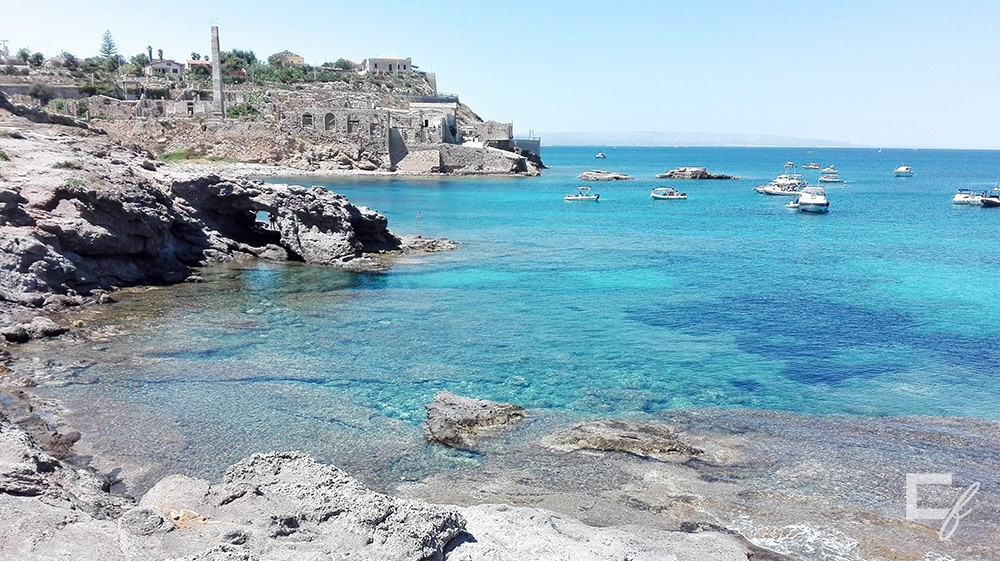 Spiaggia Scalomandrie, Portopalo Capopassero