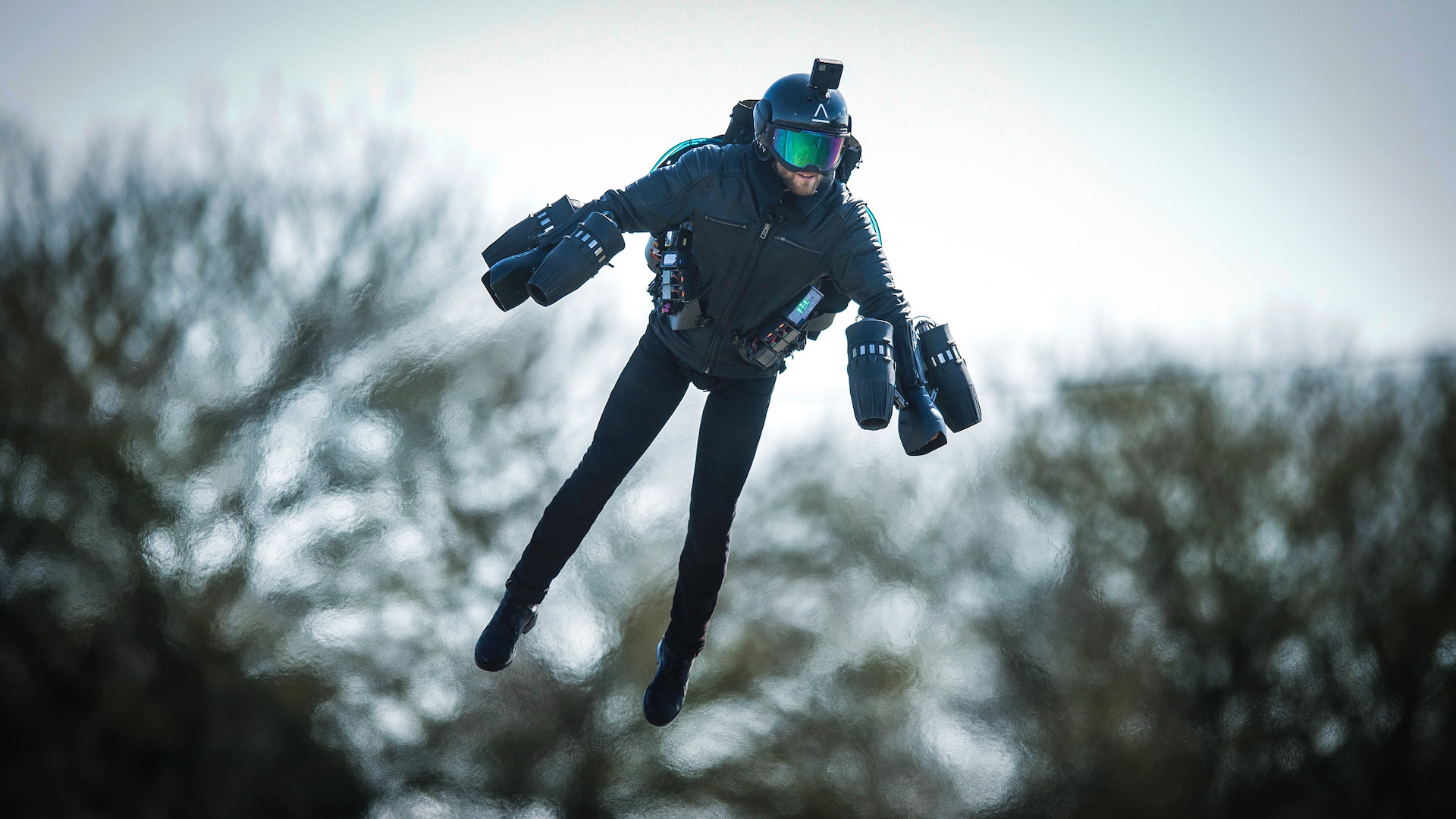 Projects image, Gravity Jet Suit