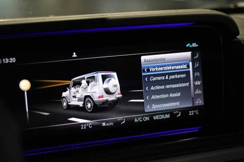 Mercedes-Benz G-Klasse 63 AMG Zeer kompleet! direct leverbaar! afbeelding 8