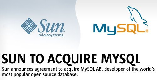Sun to Buy MySQL