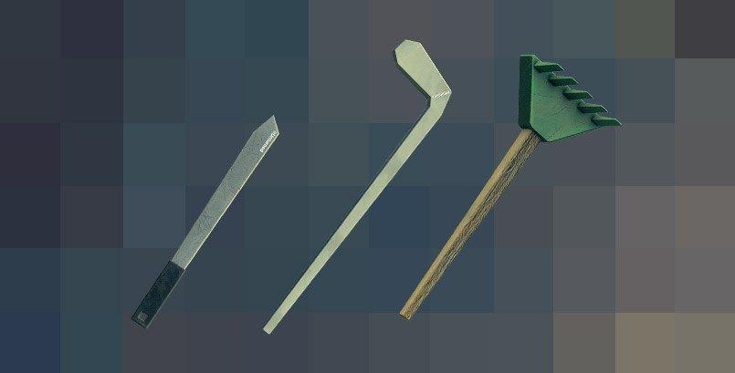 "Darmowy UNTURNED Weapon Pack dodaje do Dying Light broń ""LOW-POLY"""