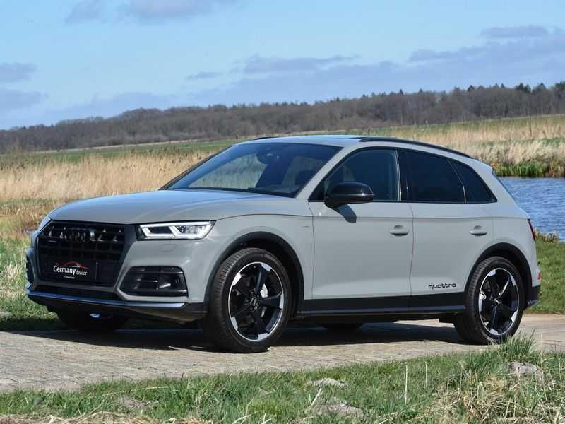 Audi Q5 2.0TFSI 252pk Quattro Black Optic Alle Opties! Lucht Tr.Haak Ruitleder Carbon Matrix Pano 20-Inch afbeelding 15