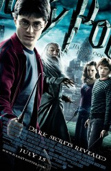 cover Harry Potter and the Half-Blood Prince