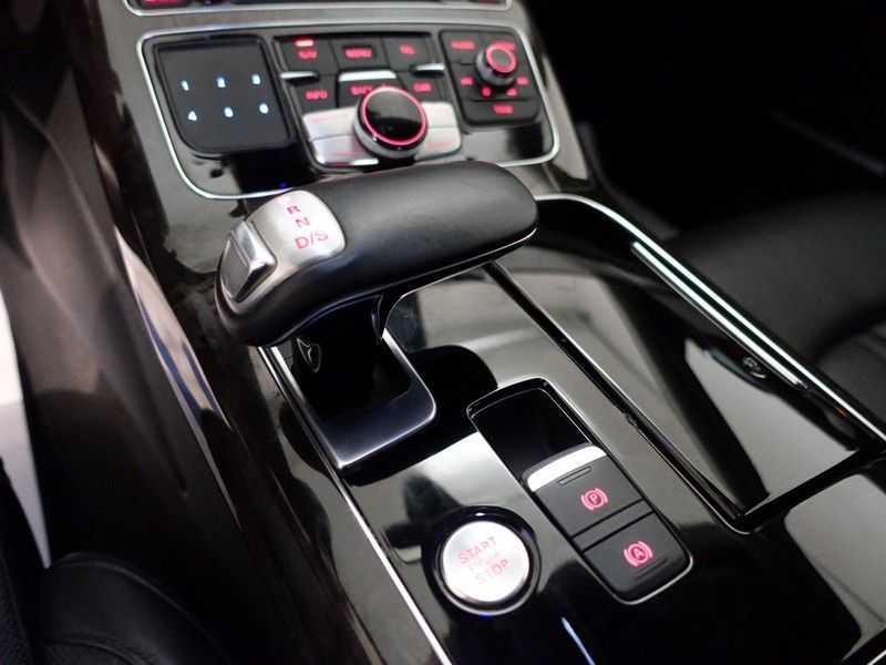 Audi A8 3.0 TDI Quattro Pro Line+ Exclusive 259pk Aut, Leer, Schuifdak, Bose, Led, Full afbeelding 24