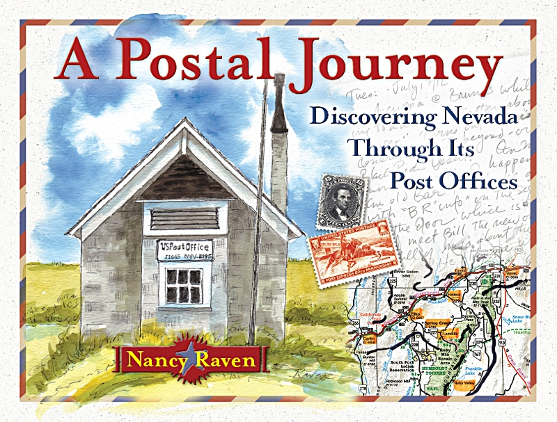A Postal Journey, by Nancy Raven