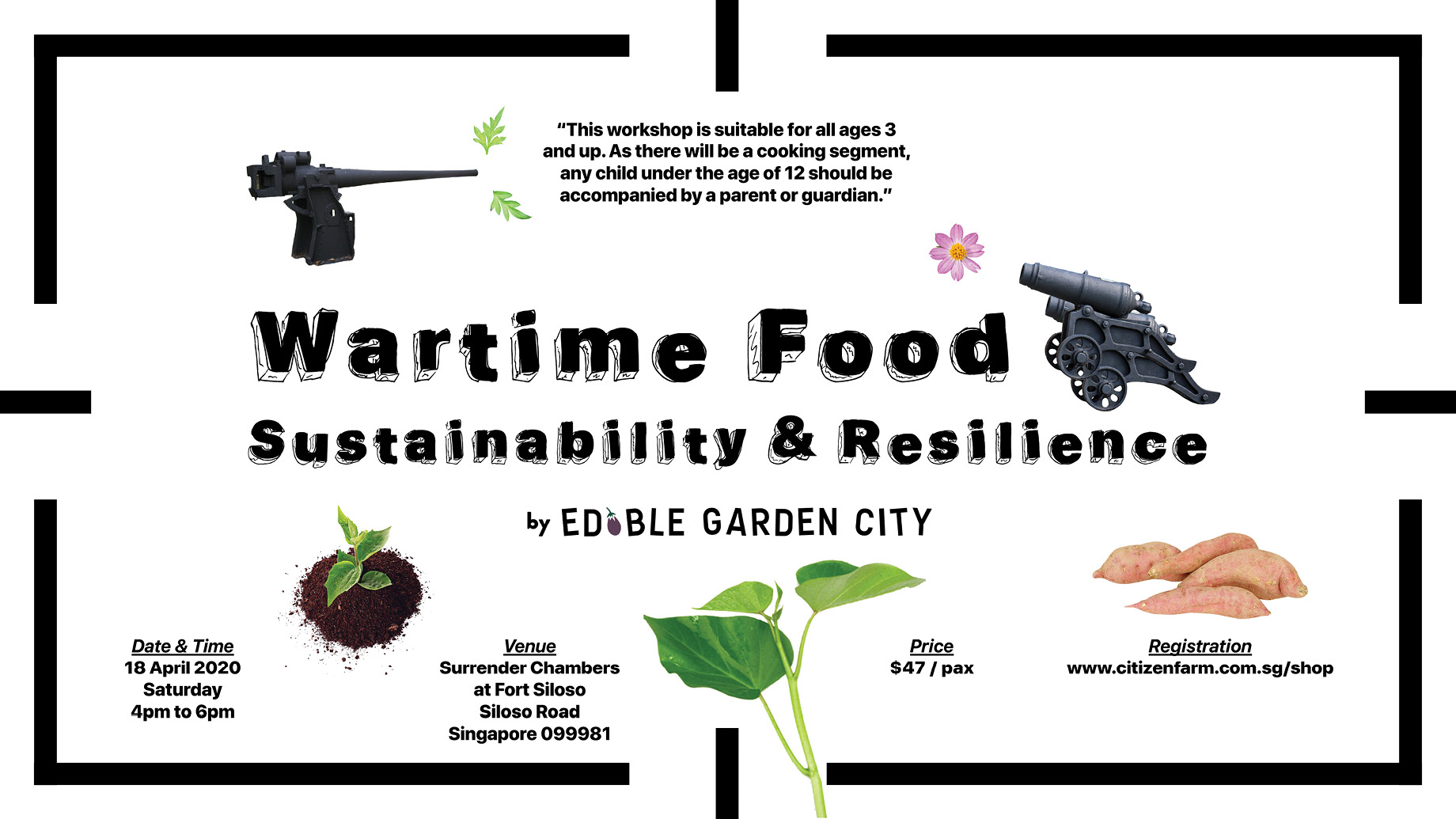 Image of Food Workshop and Pop-up Dining Event