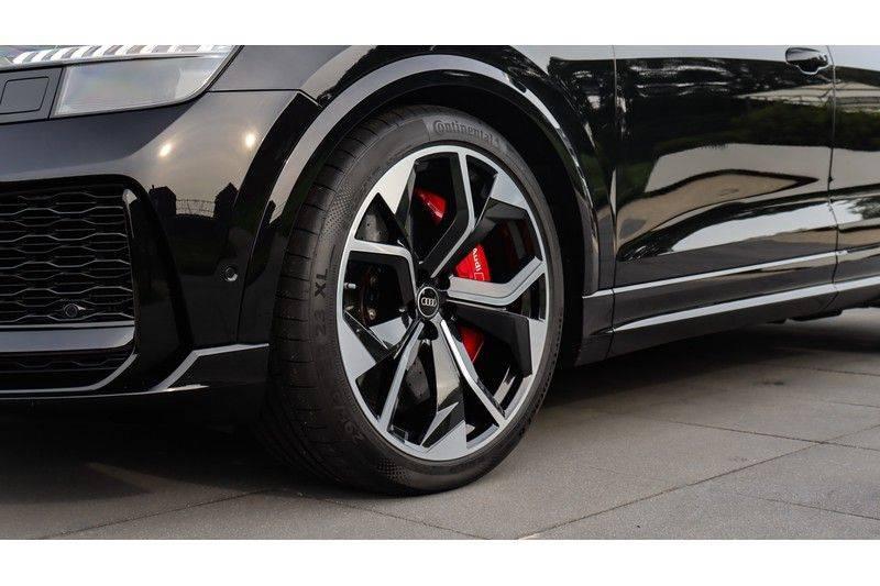 Audi RS Q8 4.0 TFSI Quattro RS Dynamic Plus, B&O, Keramisch, Panoramadak afbeelding 5