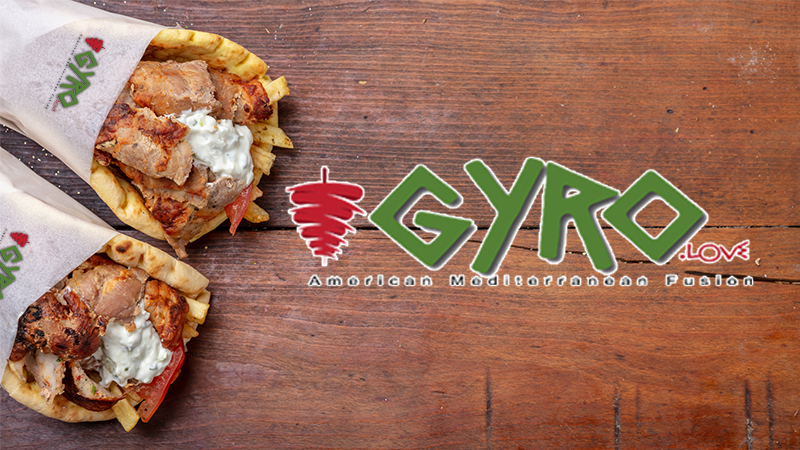 Gylo Love Win Gyro Every Day!