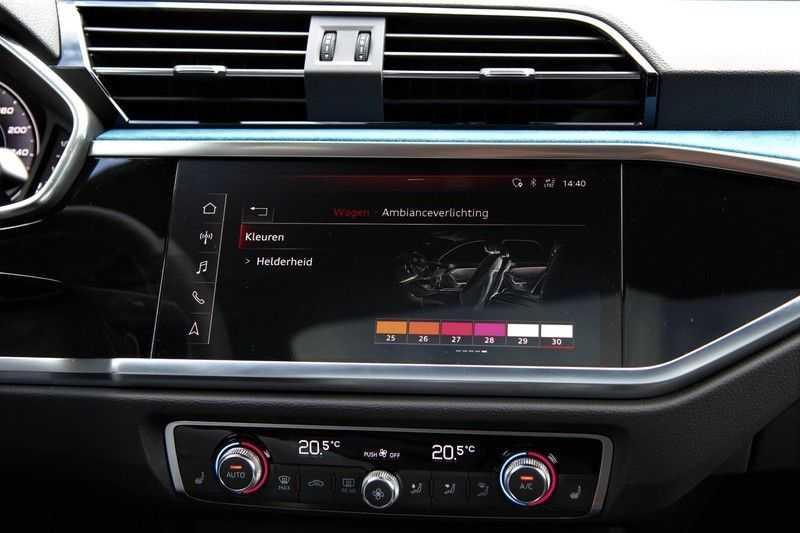Audi Q3 Sportback 45 TFSI quattro EDITION-ONE+TOPVIEW+PANO.DAK afbeelding 22