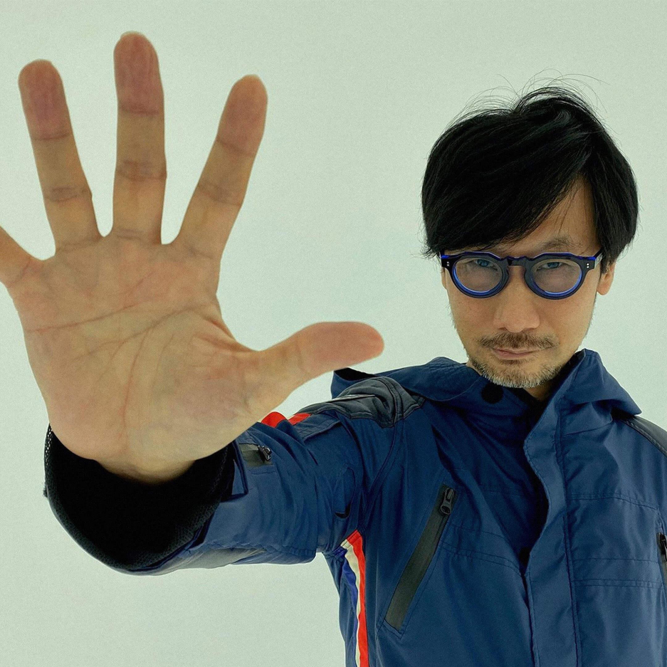 Хидео Кодзима. Фото: thegamer.com