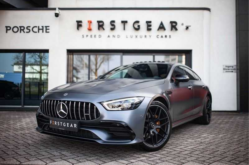 Mercedes-Benz AMG GT 4-Door Coupe 43 4MATIC+ Premium *AMG Nightpakket / Burmester / AMG Performance Stoelen*