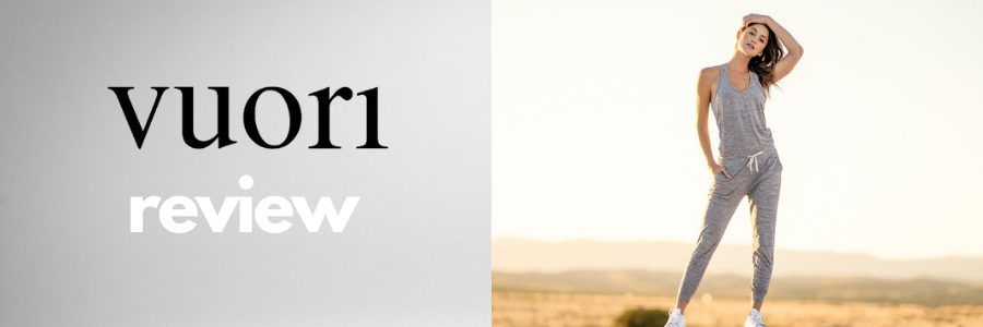 Vuori Clothing Review - Try Now