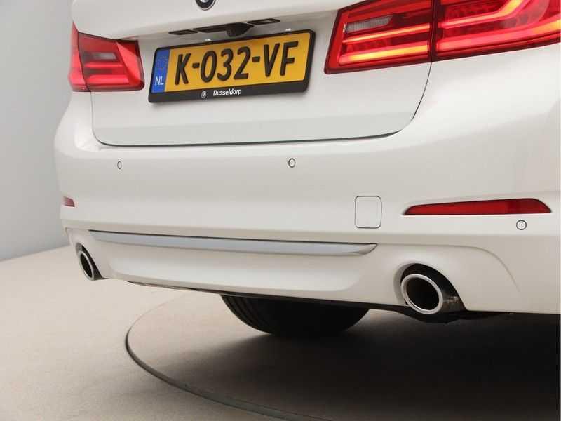 BMW 5 Serie 520d Luxury Line High Executive afbeelding 22