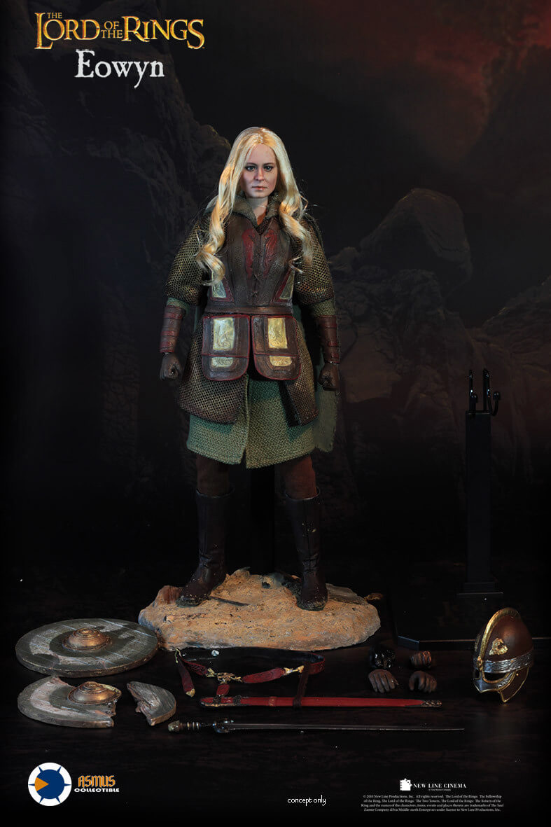 Asmus Toys The Lord of the Rings Eowyn 1/6 Scale Figure