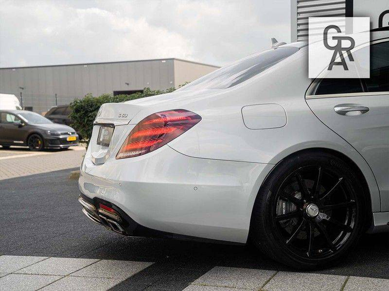 Mercedes-Benz S63-klasse 4Matic Lang 63 AMG 4Matic+ Lang Premium Plus afbeelding 6