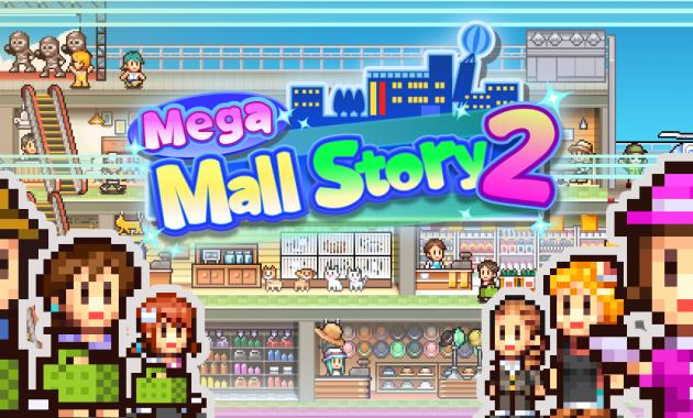 Mega Mall Story 2