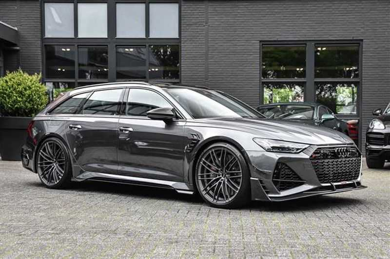 Audi RS6 RS6R ABT LIMITED 1/125 (740 PK / 920 NM) NP.305K afbeelding 11