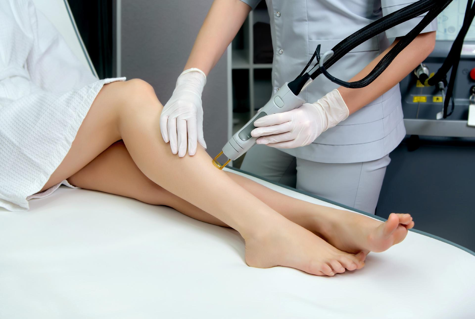 Laser hair removal for all skin types}