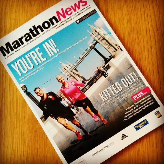 VLM 2015 You're In