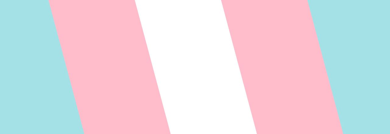 Trans flag generated by CSS-only function