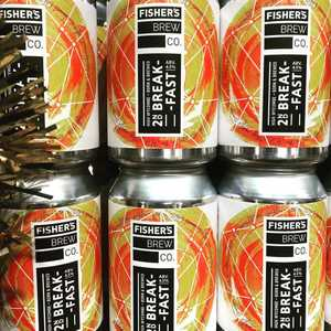 Second Breakfast 330ml cans ready to go!!! 4.5% mega-hopped hazy pale ale. Come and get it whilst stocks last #craftbeerlove #simcoe #mosaic #azzacca