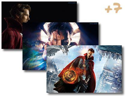 Doctor Strange theme pack