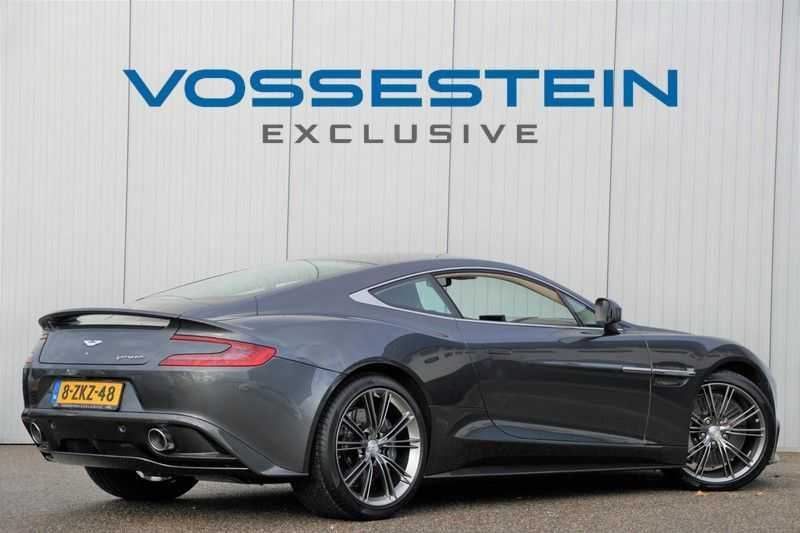 Aston Martin Vanquish 6.0 V12 Touchtronic 2+2 Carbon Edition / One77 Stuur / Camera / B&O / Camera afbeelding 12