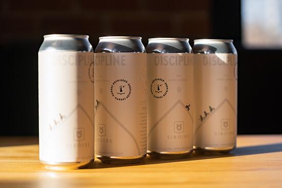 Bière discipline - Siboire