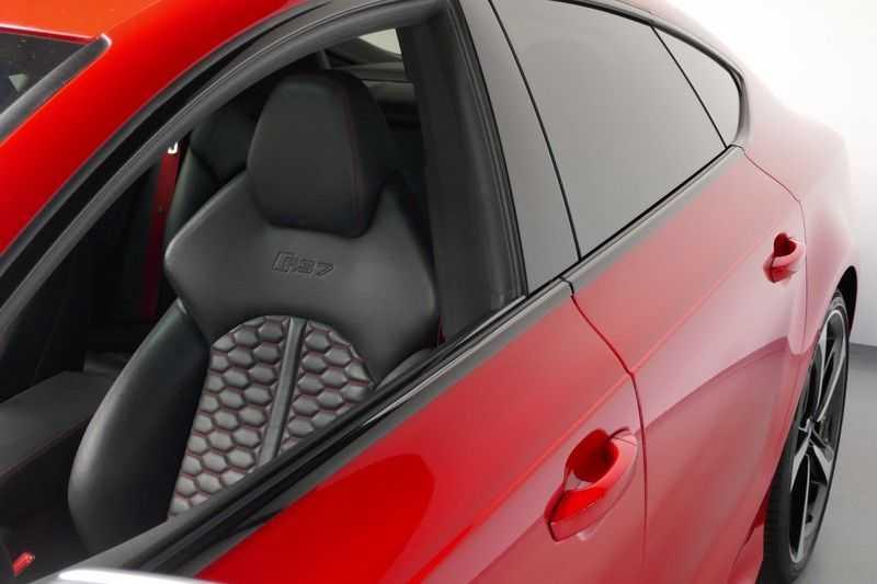 Audi RS7 Sportback A7 4.0 TFSI quattro Pro Line plus B&O - Ceramic brakes afbeelding 21