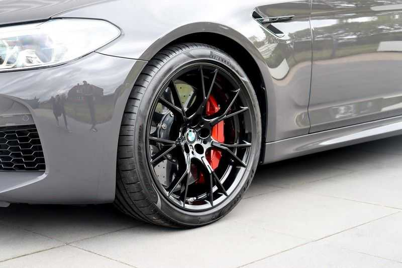 BMW 5 Serie M5 Competition Individual, Akrapovic, M Drivers Package afbeelding 8