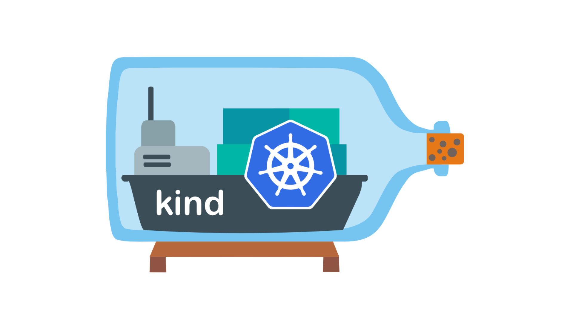 Running Kubernetes In The CI Pipeline For Integration and End-To-End Tests front image