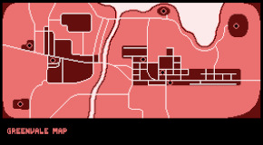 Map of Greenvale.