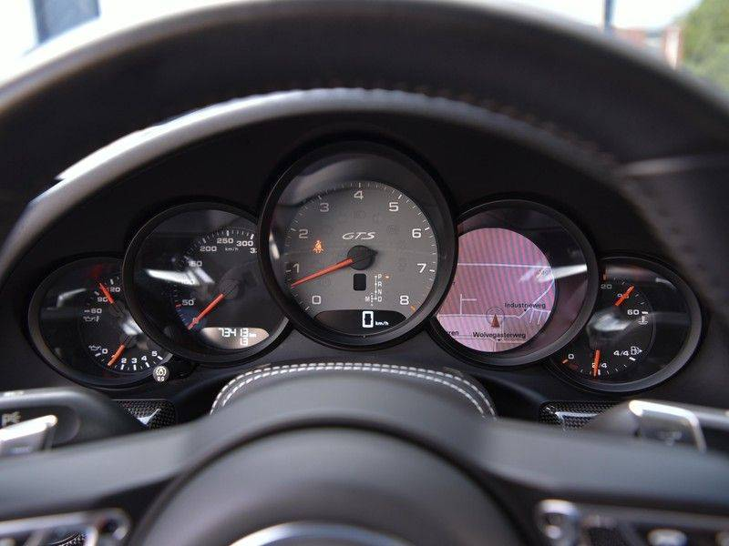 Porsche 911 3.0 Carrera GTS 450pk Carbon Pano Zetels-18-weg 20-Inch LED-PDLS+ Keyless Bose VOL! afbeelding 15
