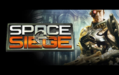 Space Siege Cover Graphic