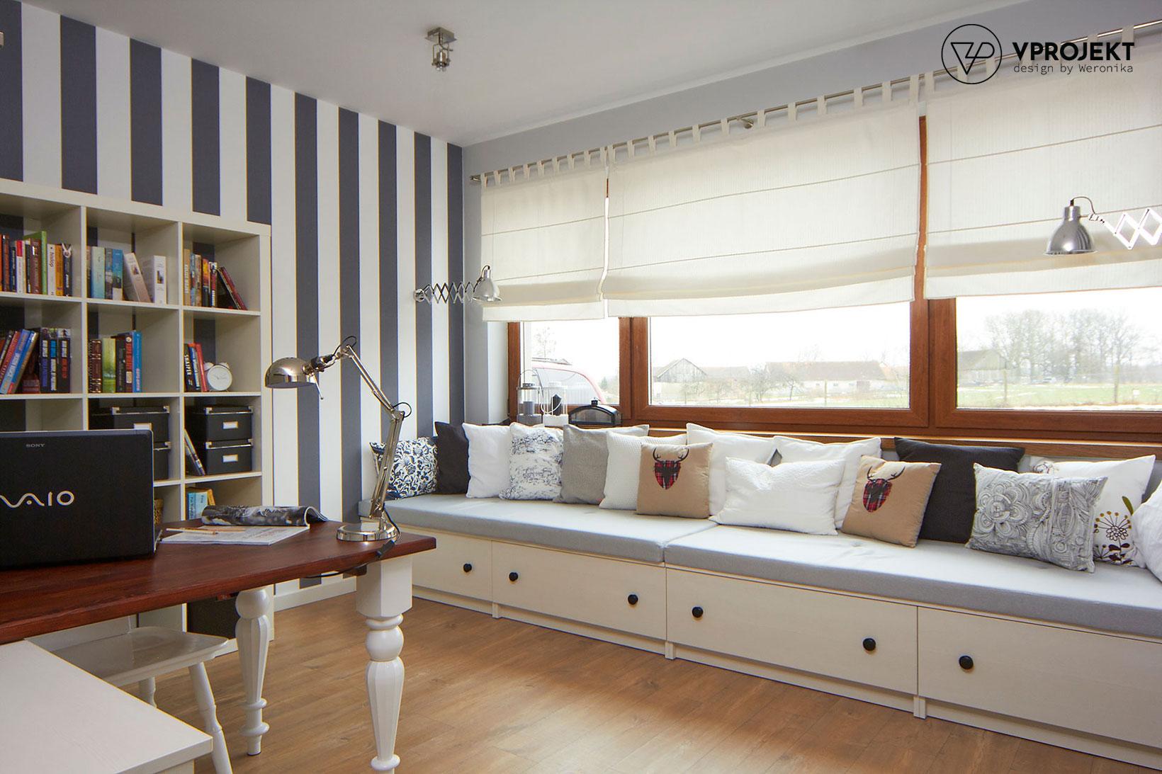 Pokój, miejsce do pracy, kanapa, dom w Bartoszycach