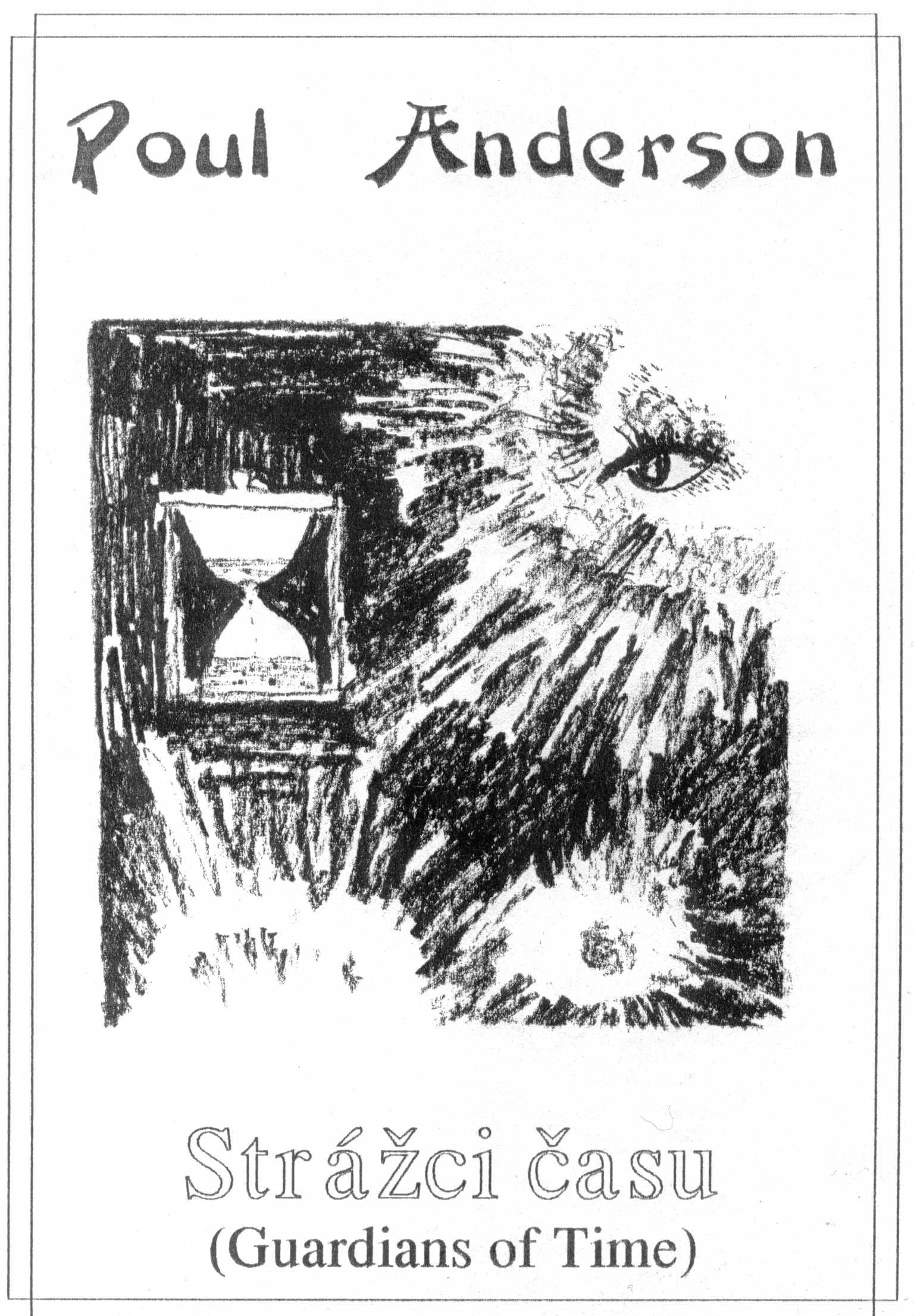 Ilustrace na obálce