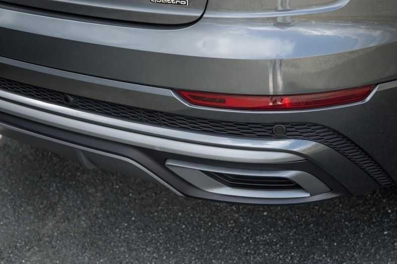 Audi Q8 55 TFSI quattro 340PK | Pano.dak | S-Line | 360 Camera | Adapt.cruise | Head-Up | B&O Advanced Sound | Massage/ventilatie/verwarmde Stoelen | Matrix LED | Full option | afbeelding 13