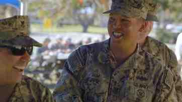 Serving Heroes: Port Hueneme