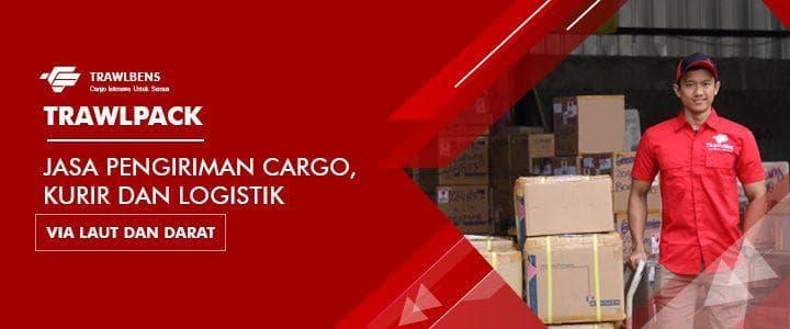 TrawlPack : Jasa Pengiriman Cargo via Darat dan Laut