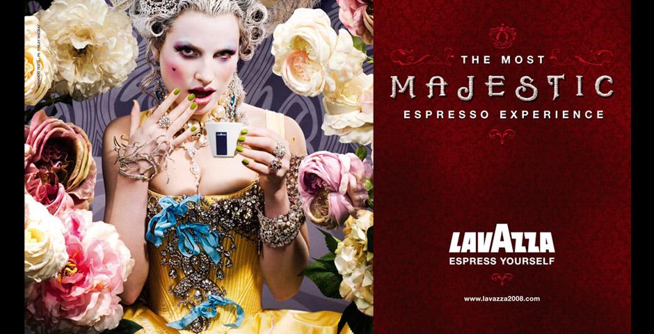 Lavazza calendar 2008