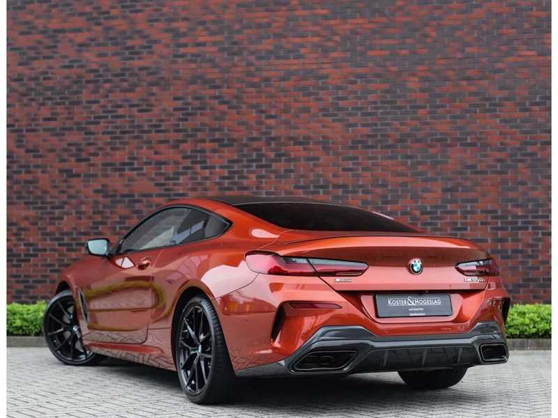 BMW 8 Serie M850i xDrive *Carbon*Soft-Close*Head-Up* afbeelding 6
