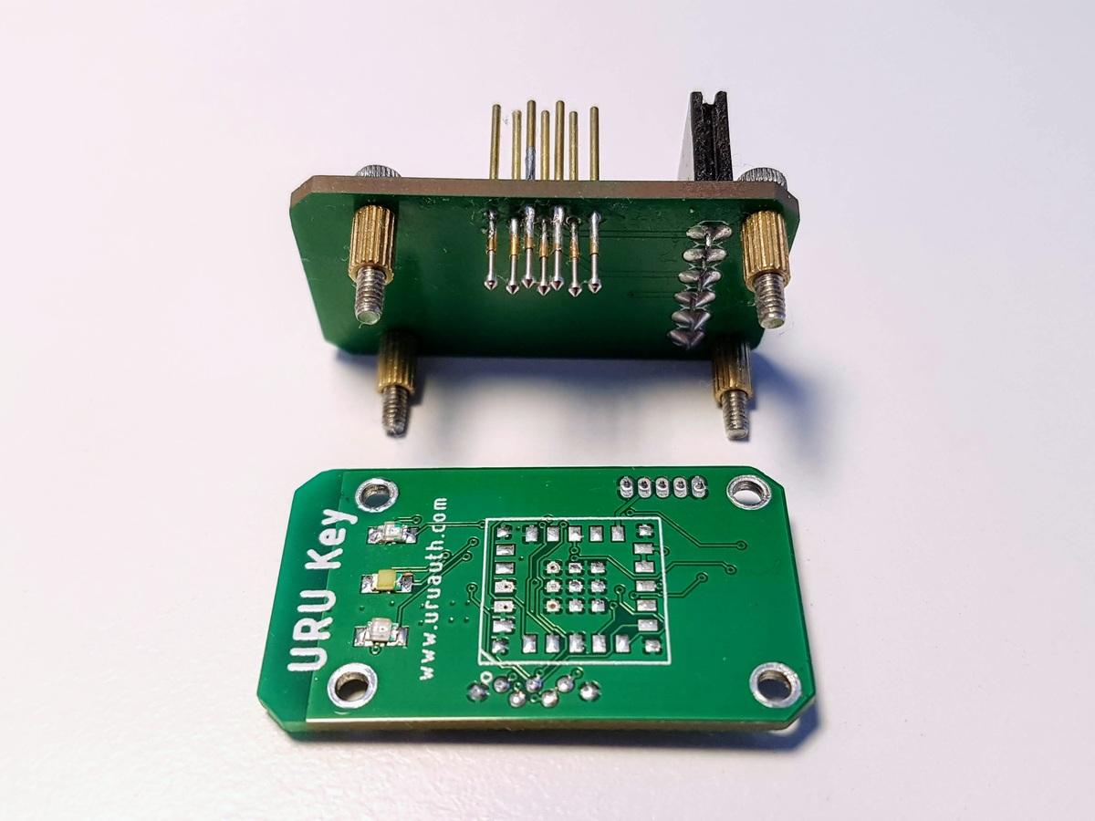 URU Key - the programming connector