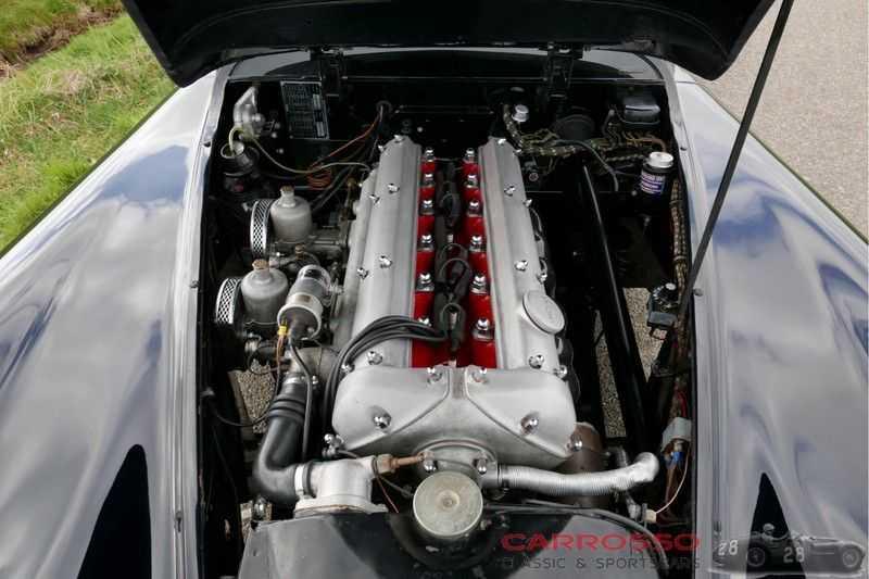 Jaguar XK120 3.4 FHC Matching Numbers afbeelding 7
