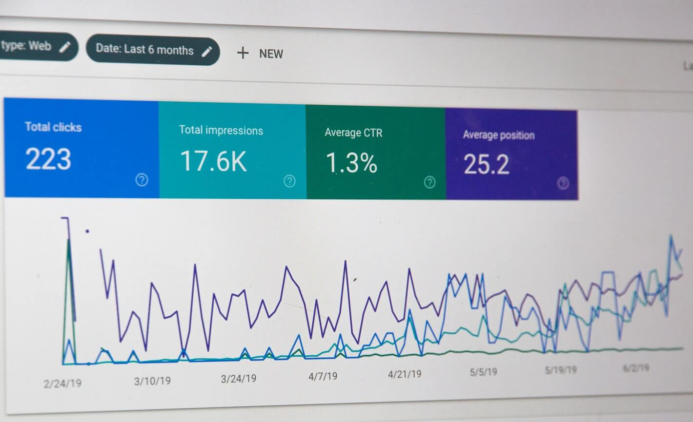 How to analyse search traffic using the Google Trends API