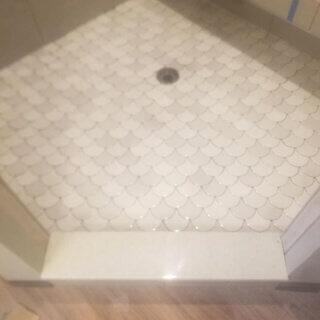 Potwin Construction bathroom remodel